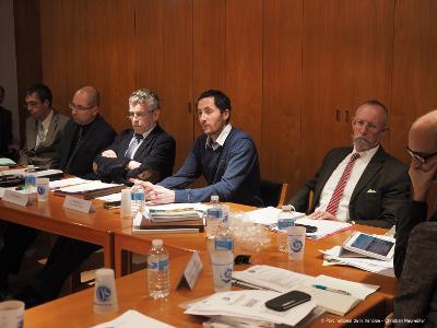 Laurent Trésallet, nouveau président du CA