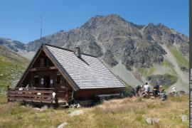 Refuge de Turia (Villaroger)