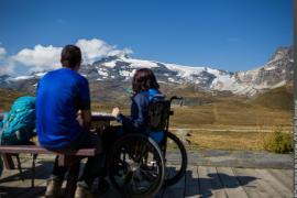Refuge de Plan du Lac (Val Cenis-Termignon) à 2385 m d'altitude