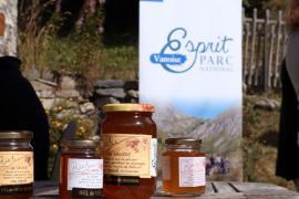 Le miel de montagne produit par des abeilles d'éco-type abeille noire (Klébert Sylvestre)