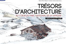Trésors d'architecture (couverture)